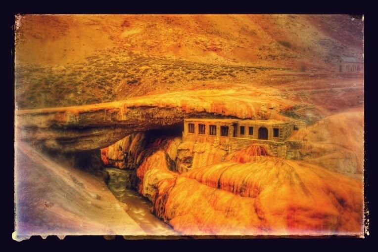 Puente del Inca, um dos atrativos de Mendoza