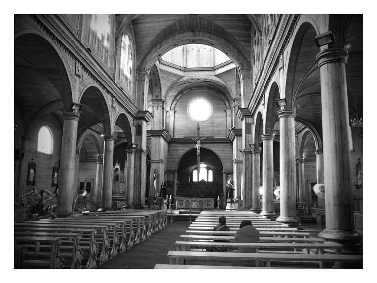 Igreja de Castro, Chiloé, Patrimônio da UNESCO