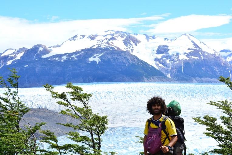 Glacial Grey, no Parque Nacional Torres del Paine
