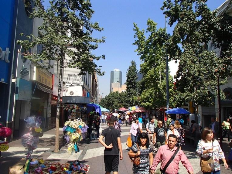 Centro de Santiago, Chile