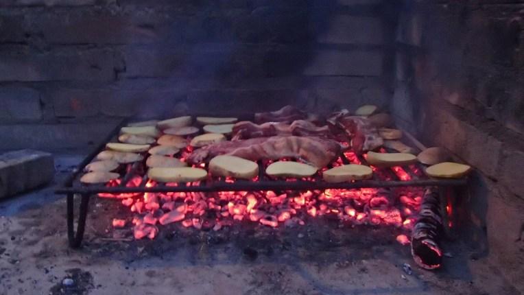 """""""Asado"""", o churrasco argentino"""