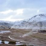 Geisers el Tatio - Atacama
