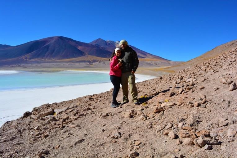 Salar no Deserto do Atacama