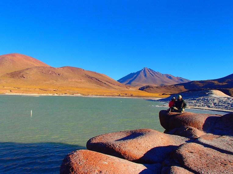 Piedras Rojas, no Atacama