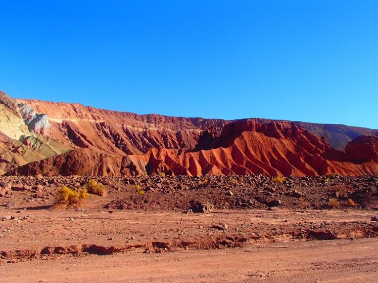 Vale do arco-íris, Atacama