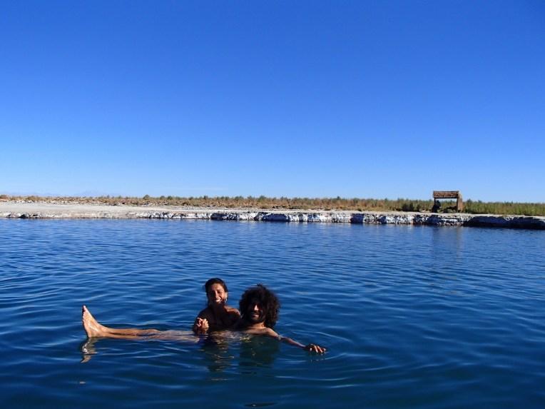 Laguna Piedras, no Atacama