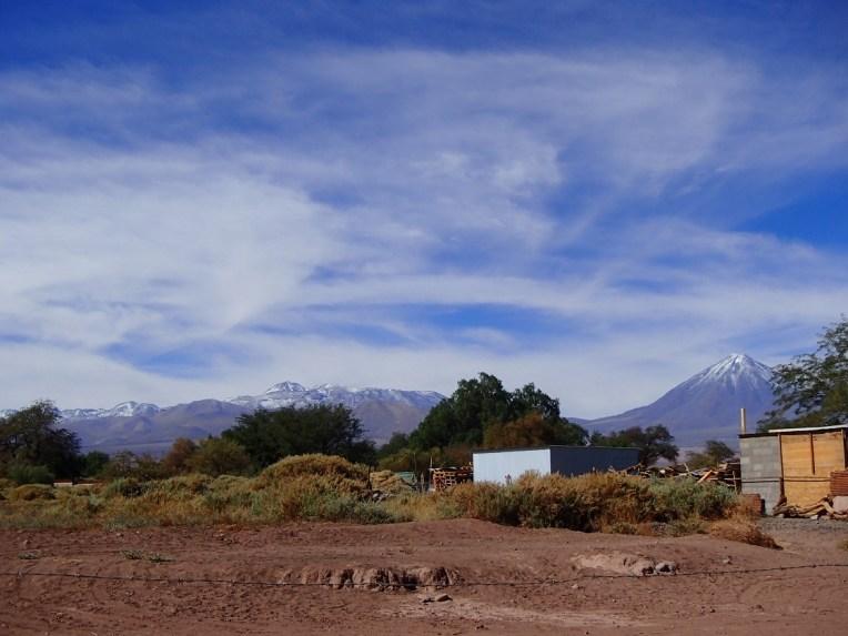 Vulcão Licancabur, no Atacama