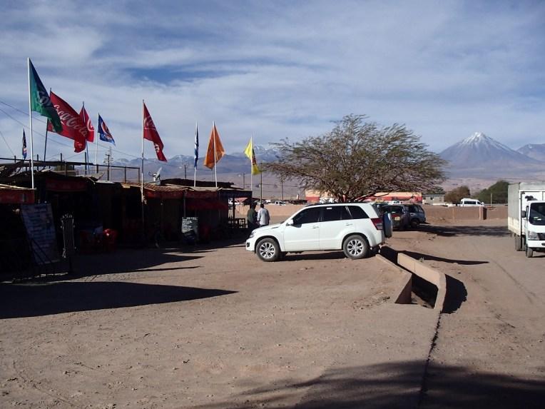 Carritos, lugar barato para comer em San Pedro de Atacama