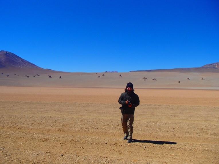 Deserto de Dali, Bolívia