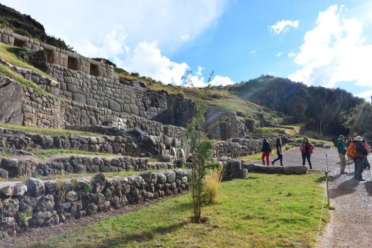 Ruínas de Tambomachay, Cusco