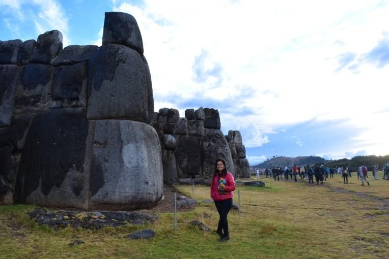Ruínas de Saqsayhuamán