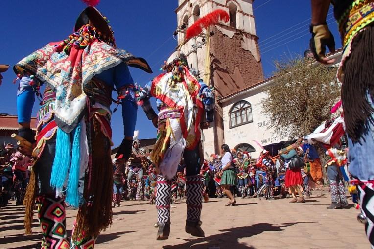 Festival de Tinku, Bolívia
