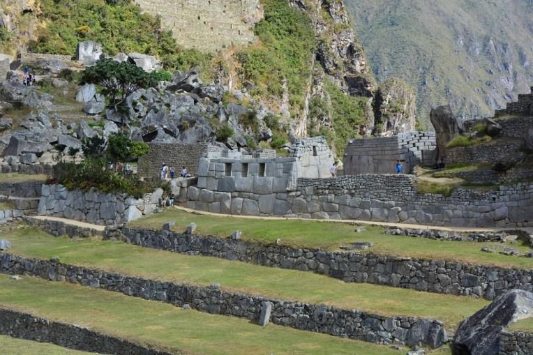 Templos de Machu Picchu