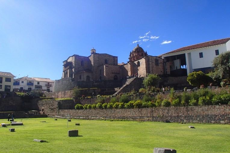 Qoricancha, uma das construções mais impressionantes de Cusco