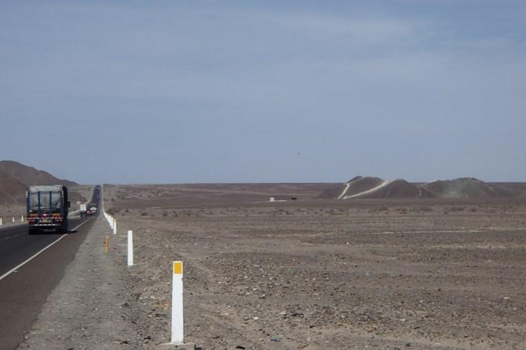 Mirador natural das Linhas de Nazca