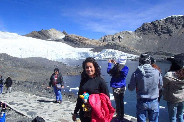 Glacial Pastoruri