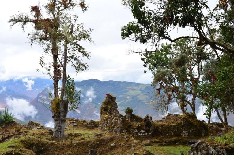 Ruínas de Kuélap