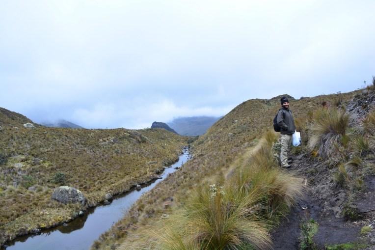 Parque Nacional El Cajas, Equador