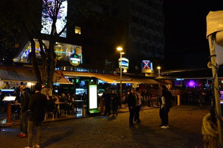 Plaza Foch, em Quito