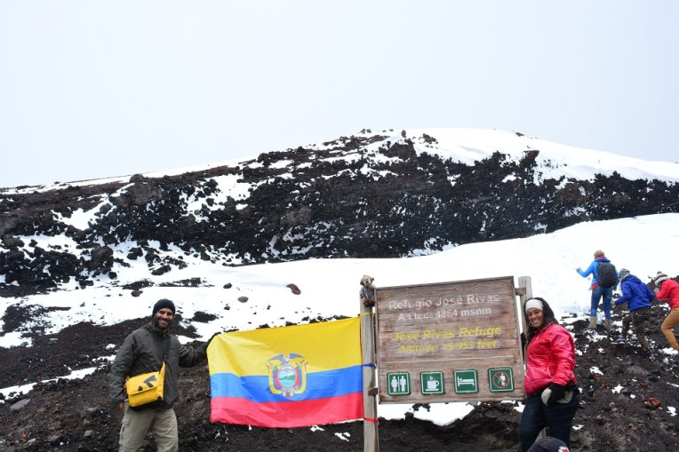 Refúgio do Cotopaxi