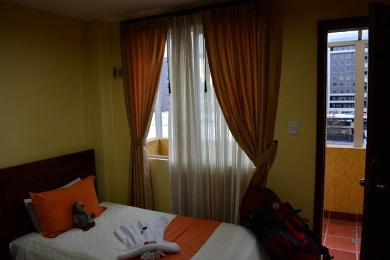 Hotel Kolping, em Quito