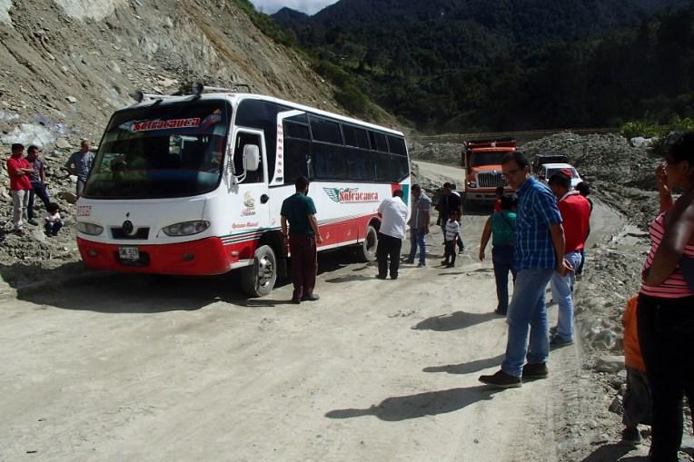 Ônibus para Tierradentro