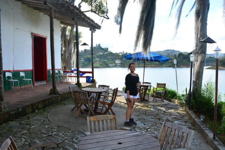 Mansão colonial, única casa sobrevivente de Peñol