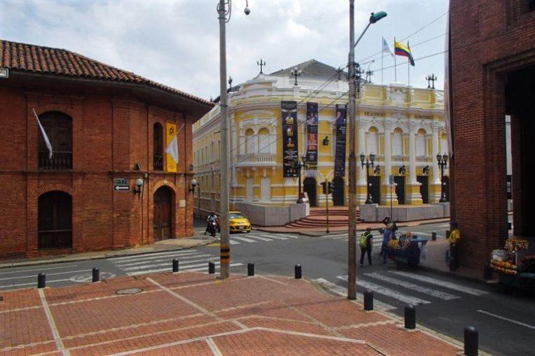 Teatro municipal de Cali