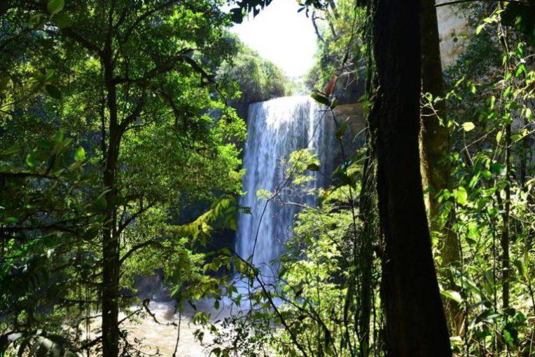 Cachoeira La Llanera