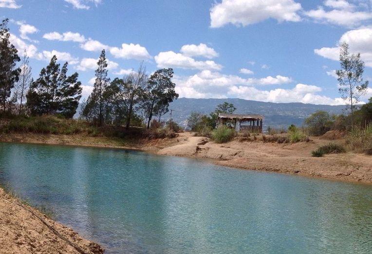 Pozos Azules, perto de Villa de Leyva