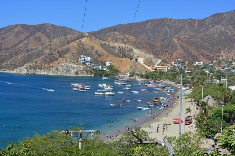 Praia de Taganga