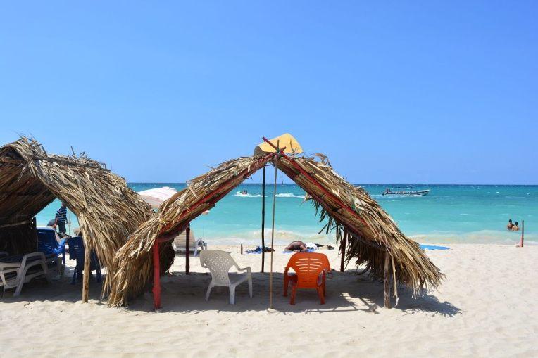 Cabana na Playa Blanca
