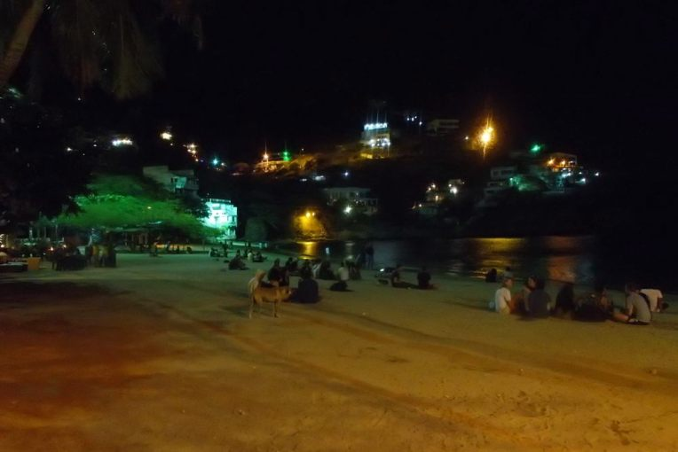 Noite em Taganga