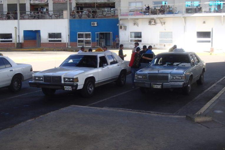 Táxis na Venezuela