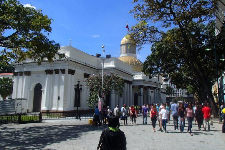 Capitólio de Caracas