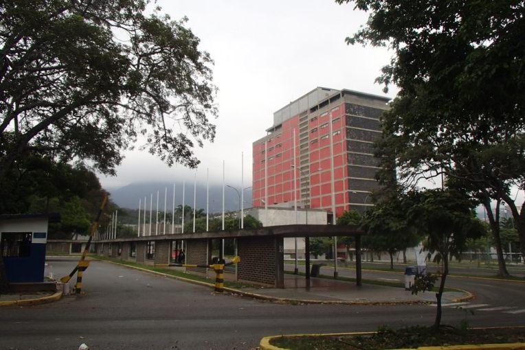 Cidade Universitária de Caracas (UCV)