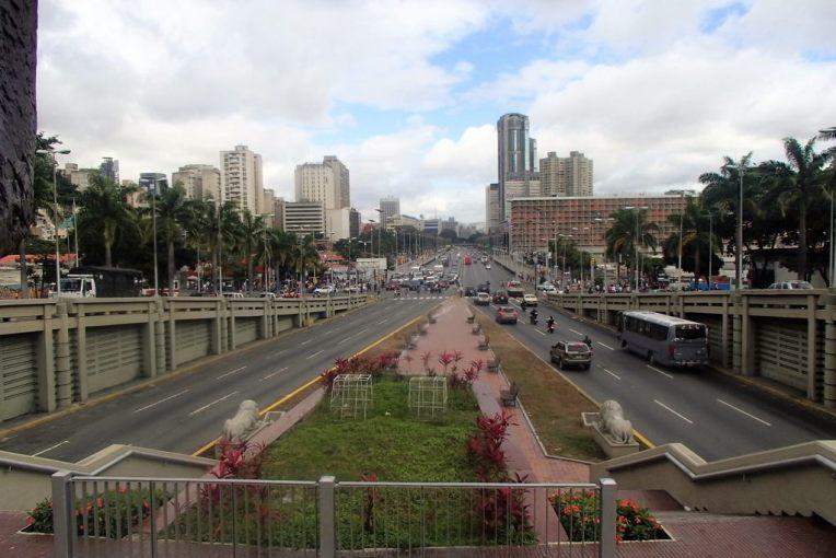 Caracas, capital venezuelana