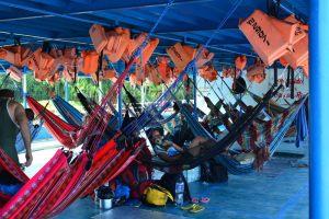 Viagem de barco de Iquitos a Yurimáguas