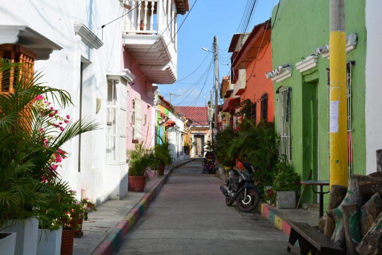 Bairro de Getsemaní, Cartagena