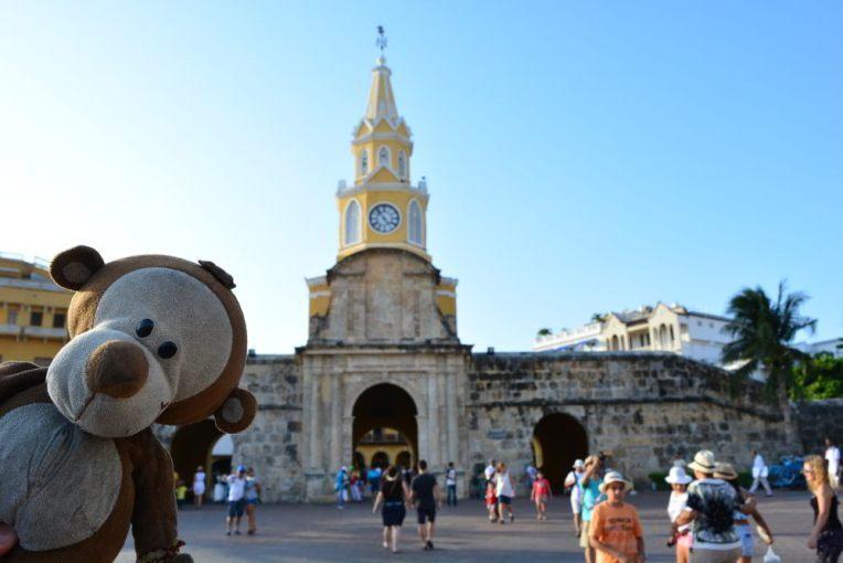 Mucuvinha em Cartagena