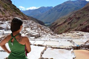 Salineras de Mara, Peru