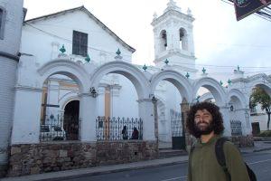 Igreja de San Francisco, em Sucre