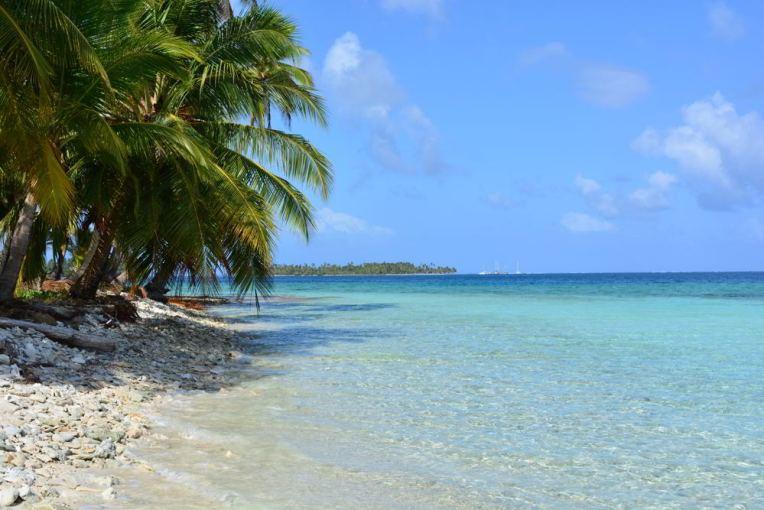 Isla Pelicano, San Blas