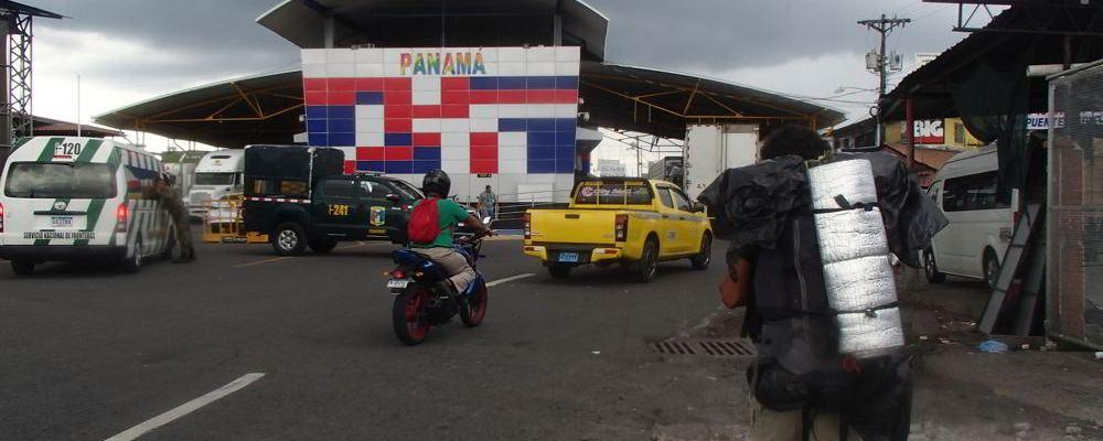 Fronteira Panamá - Costa Rica