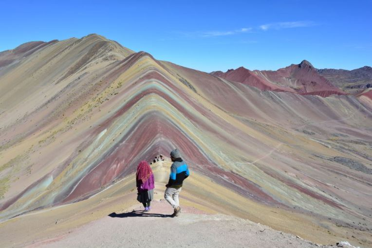 Cerro Colorado, Peru