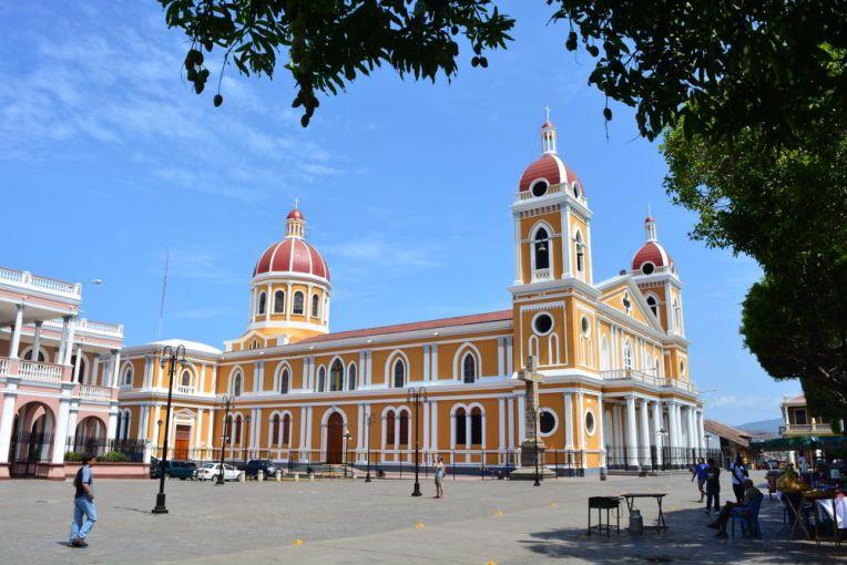 Catedral de Granada, Nicarágua