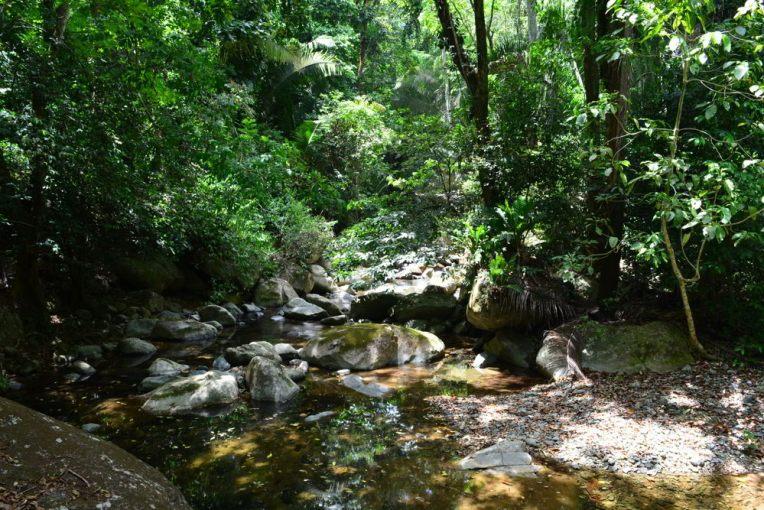 Parque Nacional Capiro Calentura