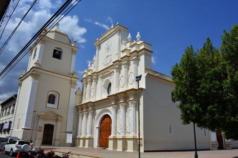 Iglesia de la Merced, León