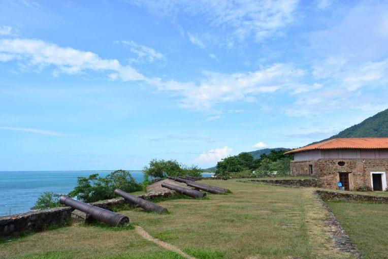 Fortaleza de Santa Bárbara - Trujillo, Honduras