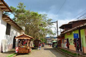 Valle los Angeles, Honduras